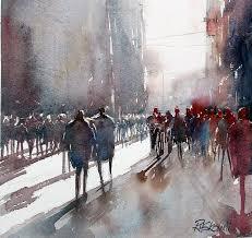 Ruth Skolmli - cityscape