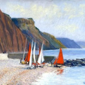 Favell Bevan - Red Sails